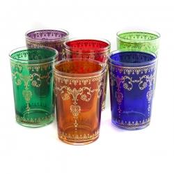 Set Bicchieri Da Tè Sita