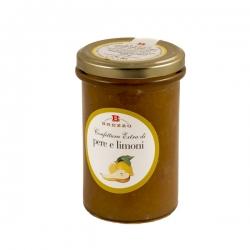 Marmellata Pere Limoni