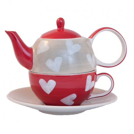 Tea For One Corazon