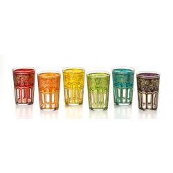 Set Bicchieri Da Tè