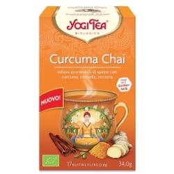 Curcuma Chai Yogi - Infuso Ayurvedico