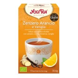 Zenzero Arancio Vaniglia