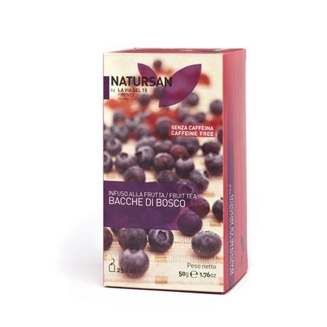 Infuso Frutta Bacche Di Bosco - Natursan