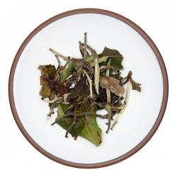 Tè Bianco Pai Mu Tan White Peony Bio