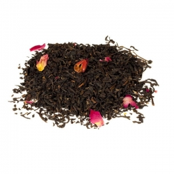 Tè Nero Rose Congou