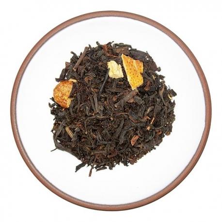 Tè Nero Al Limone