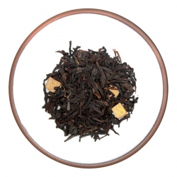 Tè Nero Al Caramello