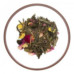 Tè Verde Giardino Delle Rose
