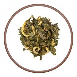 Tè Verde Fiori Di Arancio