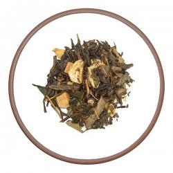 Tè Verde Latte di Mandorle