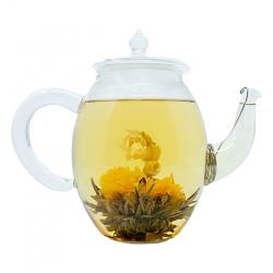 Fiore Di Tè Verde Gelsomino E Calendula