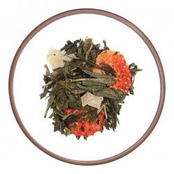 Tè Verde Ananas Fragola