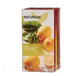Tè Nero Al Limone Natursan