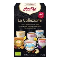 La Collezione Yogi Tea - Infuso Ayurvedico