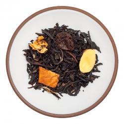 Tè Nero Torta Di Mele