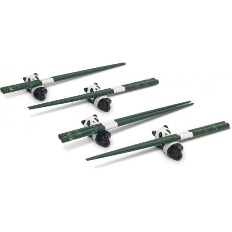 Set Di Bacchette Giapponesi Bamboo