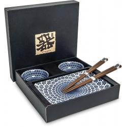Sushi Set Blue