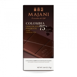 Colombia Finissimo Cioccolato Fondente Extra 75%