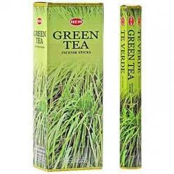 Green Tea Incenso