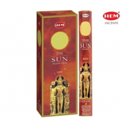 The Sun Incenso