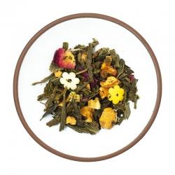 Tè Verde Fiori Di Pesco